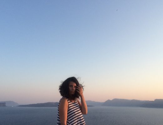 One Quarter Greek, Secrete tips about Santorini and Greece
