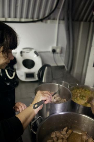 Despina Siahuli Greek Chef in London