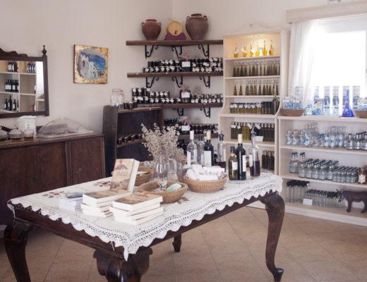 Faros Market Organic Food Santorini