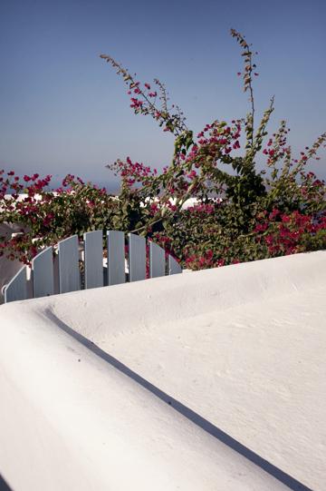 Oia Fira hike Santorini