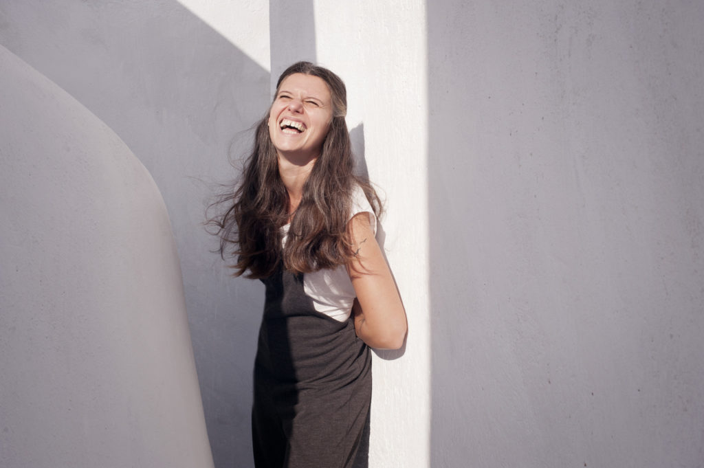 One Quarter Greek - Nicoletta Barbata