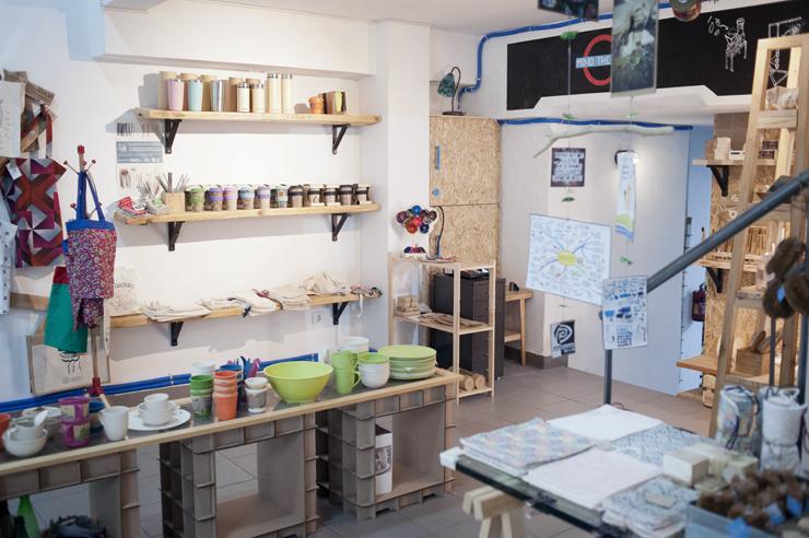 Plastikourgeio Plastic Free Shop in Athens