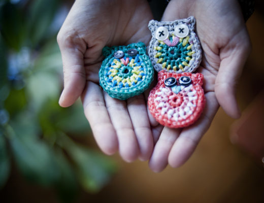 Diti Kotecha aka Thela with her Plastic Upcycling project