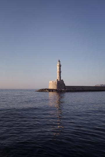 Lighthouse Chania Crete