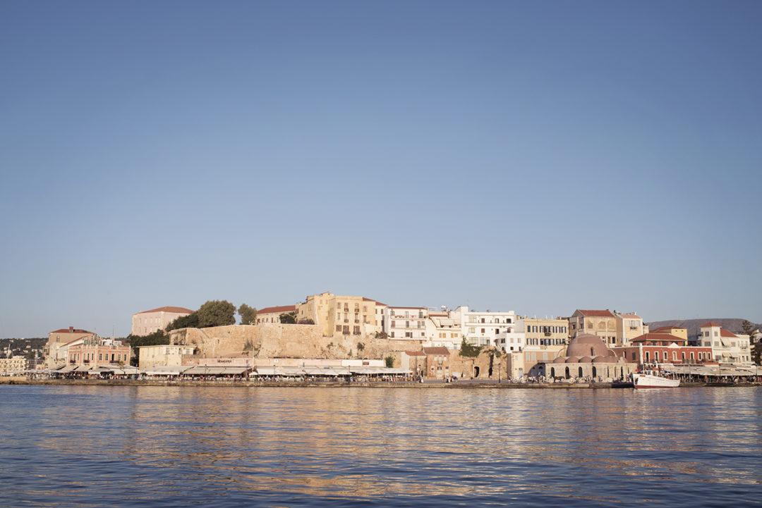Promenada of Chania, Crete