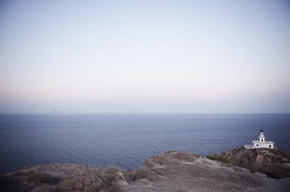 The Lighthouse in Akrotiri, Santorini