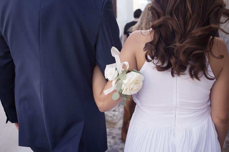 Greek Wedding in Santorini